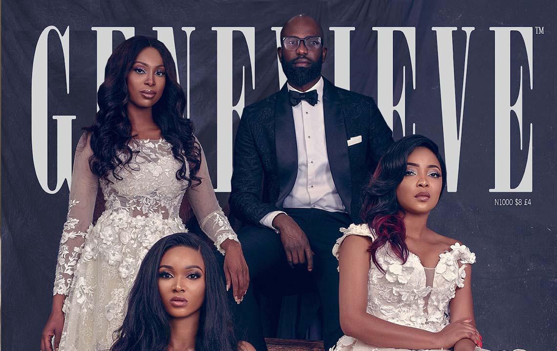 Genevieve magazine nigeria 2017