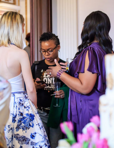 Event Photography by Andreea Tufescu - Jacqui James Bridal Launch