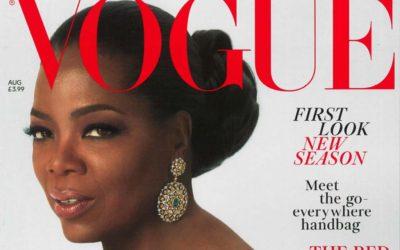 Vogue August 2018