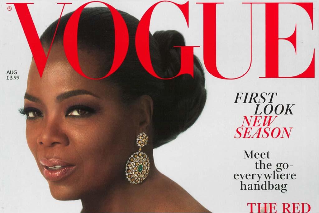 Designer Profile British Vogue August 2018